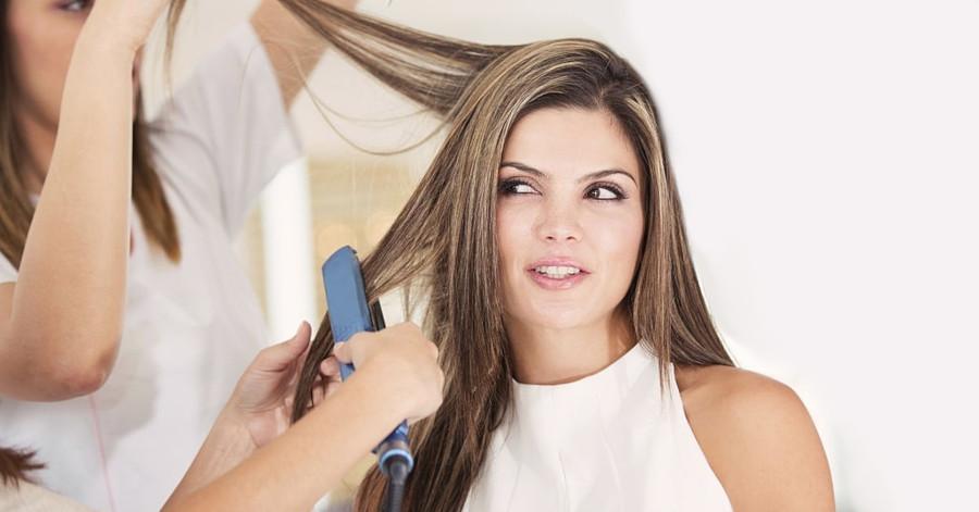 Cuál es la temperatura ideal para planchar mi pelo