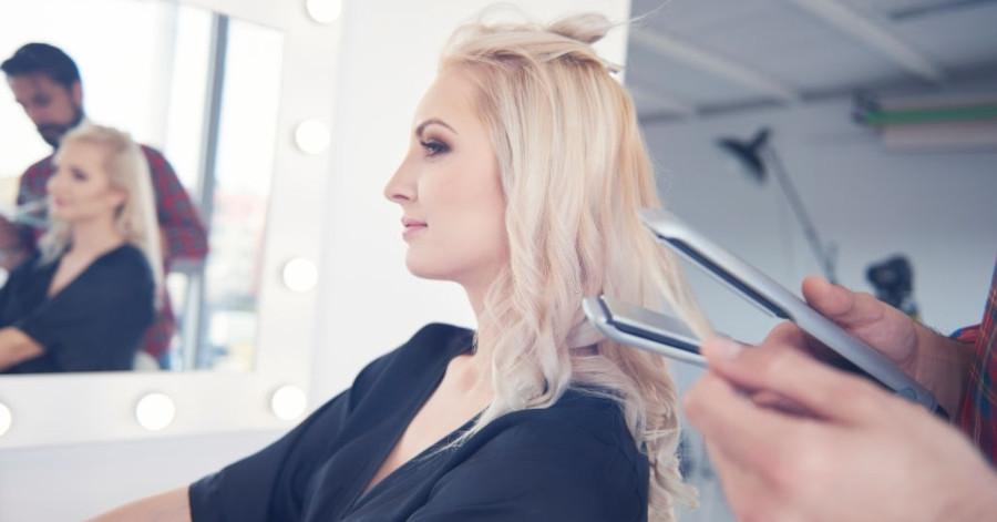 Planchas de pelo con tecnología de Titanio