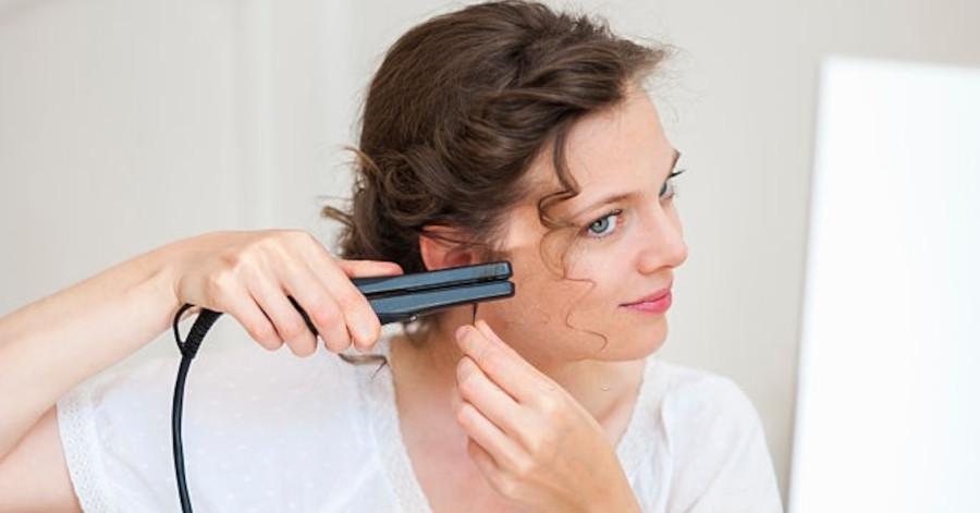comprar una plancha de pelo de viaje mini