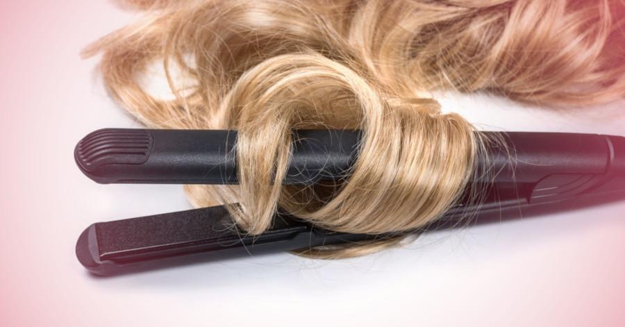 Cómo limpiar la plancha del pelo