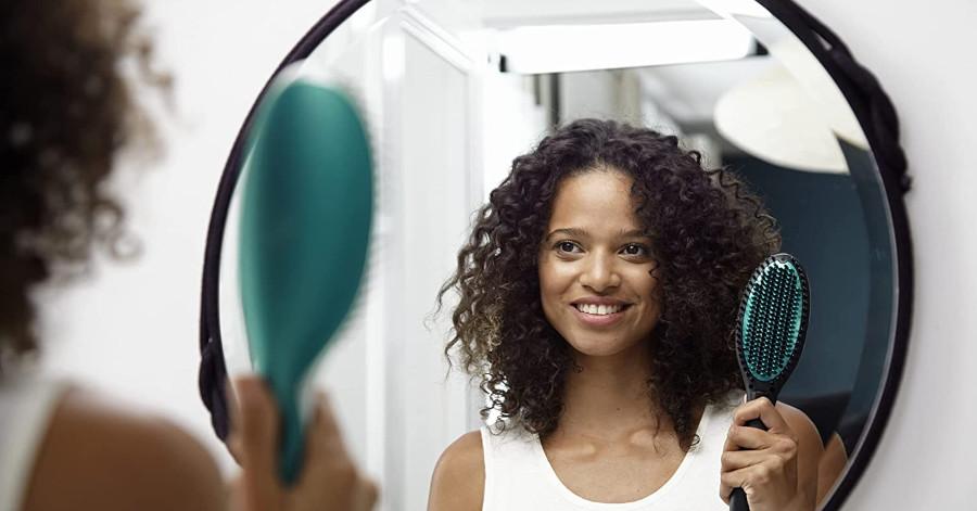 cepillo alisador o plancha de pelo